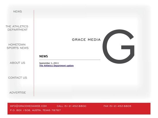 Grace Media Web