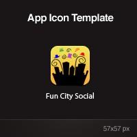 FunCity iPhone Icon