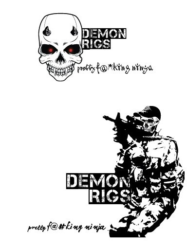 Demon Rigs Logo