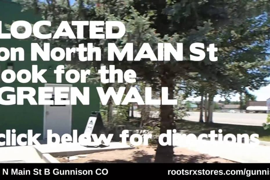 Roots RX Gunnison Video Ad